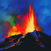 Volcanic Majesty, by Thomas Leung